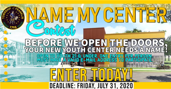 Name Your Center Contest - Vote or Submit an Original Name for the Youth Center