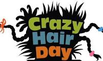 FPS Crazy Hair Day is on November 27th!