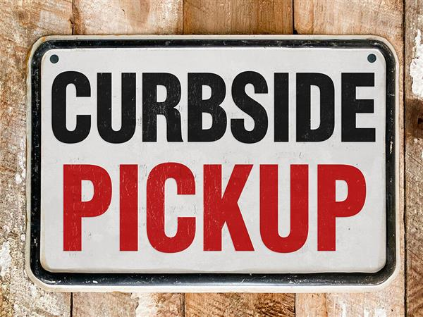 MacAfee Curbside Pick-up Google Form