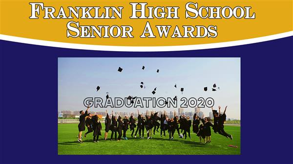Franklin High School Senior Awards