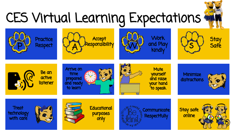 CES Virtual Learning Expectations
