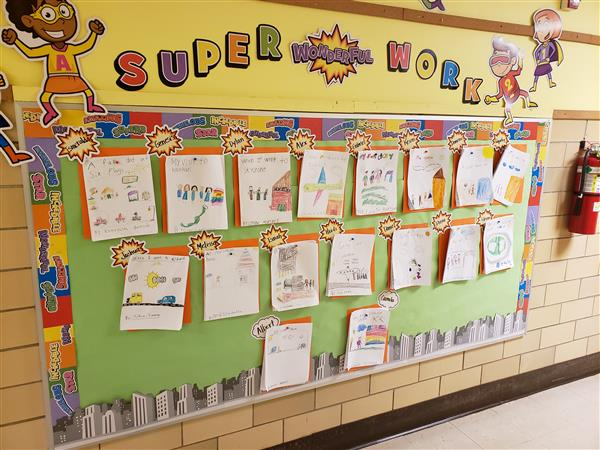 Growing Super Readers and Super Writers!