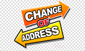 Address Changes - Use this link