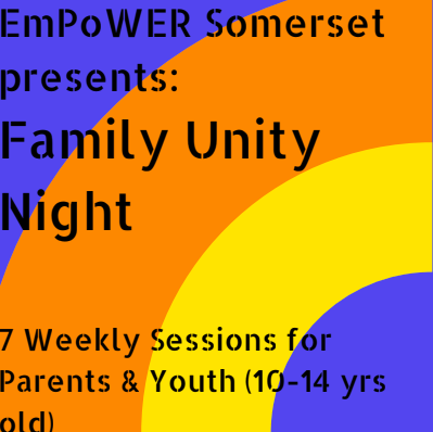 Learn More About Family Unity Night