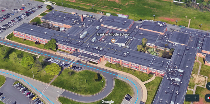 Franklin Middle School Hamilton Street Campus Overview